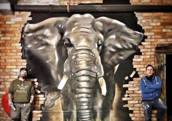 An elephant in the room! @KLUSC